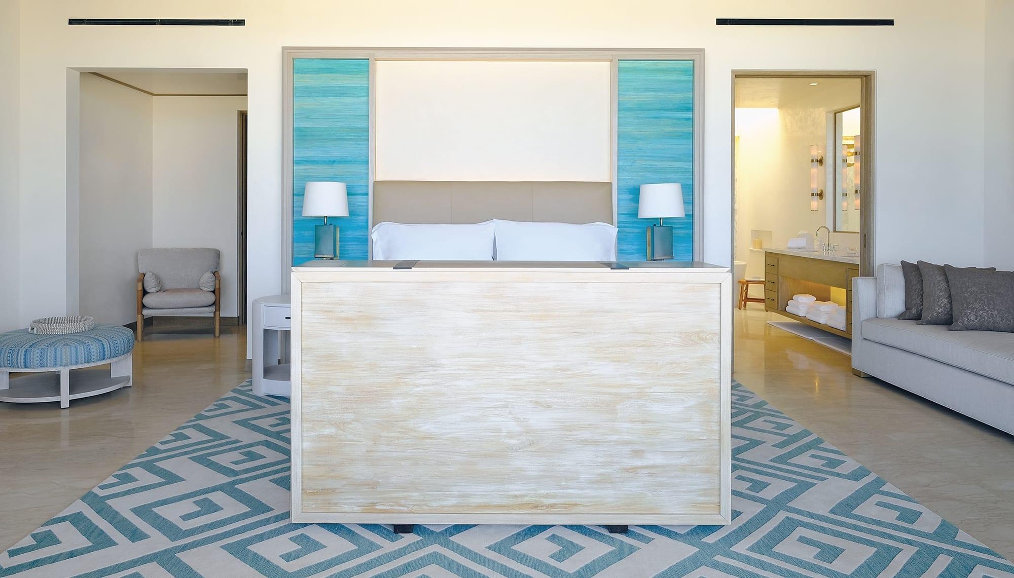 Odabashian for the Chileno Resort Los Cabos